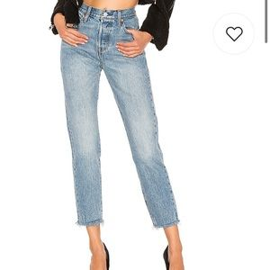 Levi's Wedgie Icon Shut Up Size 25
